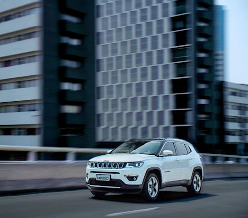 New Jeep Compass set to navigate the global SUV market