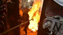 Dozens wounded as Mexico City eviction turns violent