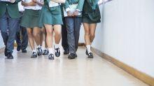 Schule verhängt Rock-Verbot – wegen einer Treppe
