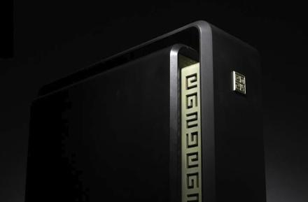 Eazo desktops offer ultra-luxe style at merely super-luxe prices