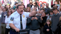 The Cast of Paul Blart: Mall Cop 2 at World Premiere