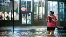 Hurricane Isaias lashes Carolinas amid warnings of life-threatening surges