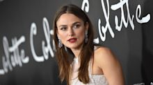 Keira Knightley 'banned' her daughter from Disney princess films so she won't think she needs 'a rich guy to rescue her'