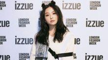 Chingmy Yau's daughter makes runway debut