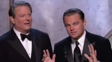 How Al Gore Was Saved From Accidentally Declaring His Candidacy for President at Oscars