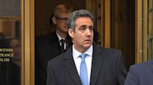Michael Cohen reportedly paid for fake Twitter flattery