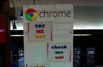 Palo Alto Library to loan out Google Chromebooks alongside real books
