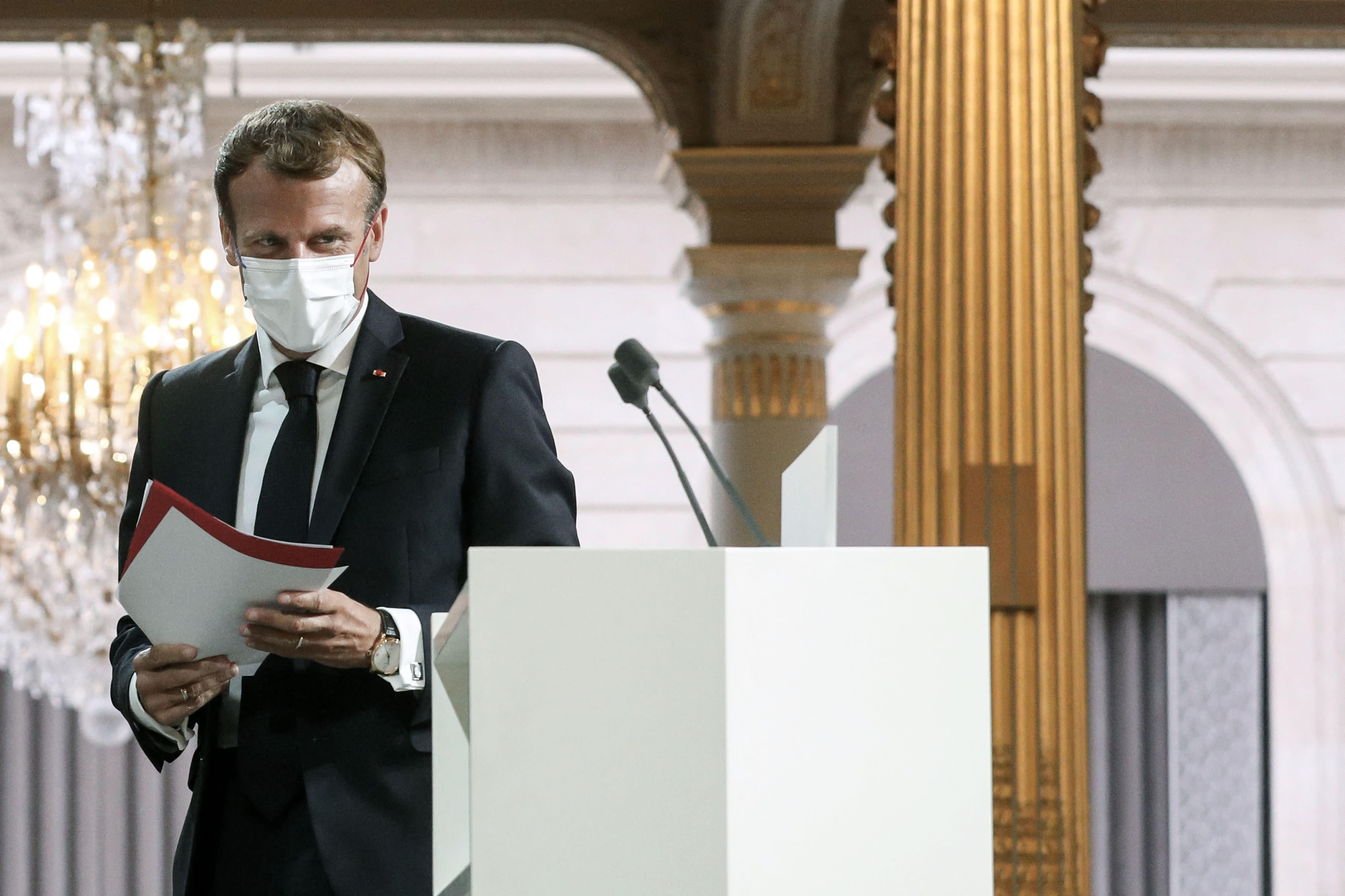 A quoi va ressembler le revenu d'engagement pour les jeunes voulu par Emmanuel Macron?