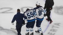 Scheifele, Laine injuries spell disaster for Winnipeg in Game One vs. Calgary