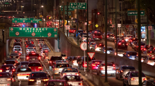 Top 10 cities with world's worst traffic jams