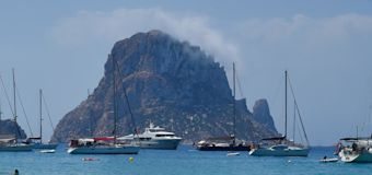 British man dies after 450ft cliff fall in Ibiza