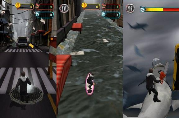Sharknado: The Video Game is horrible, and it costs $2.99
