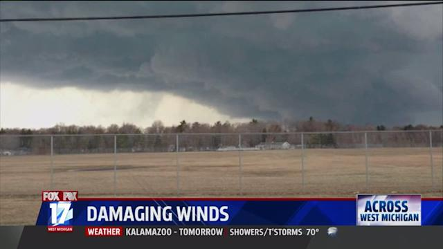 WXMI: Dissecting the Severe Storm Clouds that Tore Through West Michigan Saturday