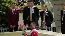 Dettori, O'Brien 75 not out at Royal Ascot