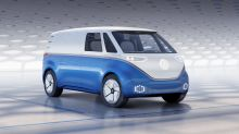 電能時代到來-Volkswagen 全新車型 I.D. Buzz Cargo 正式發佈