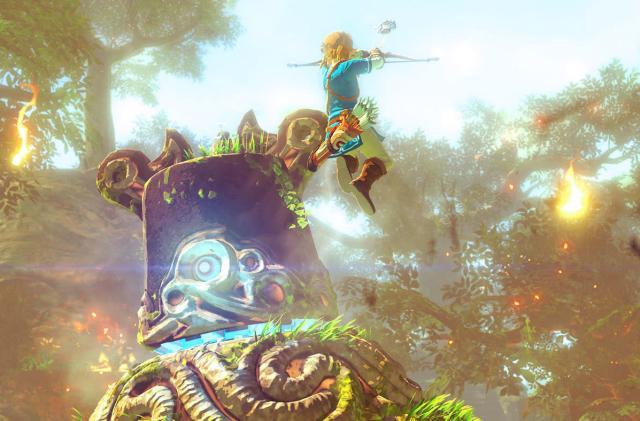 Nintendo delays new 'Zelda' to 2017, announces NX version