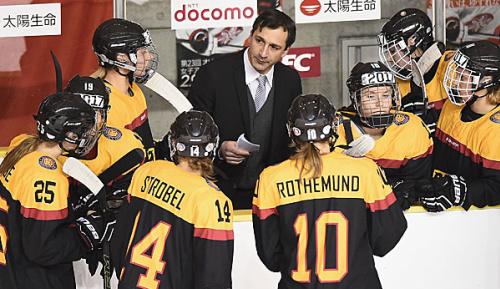 Eishockey: Mission Klassenerhalt: DEB mit sieben Meisterinnen zur Frauen-WM