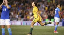 Matildas star Kerr wants to finish better