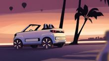 GM's adorable convertible EV for the masses revealed ahead of Shanghai Auto Show