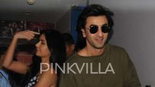 Ranbir Kapoor and Katrina Kaif squash rumours; promote Jagga Jasoos together at a radio station