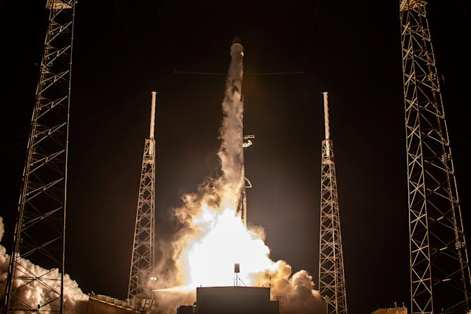 SpaceX CRS-17 launch