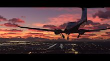 環遊世界不是夢,《微軟模擬飛行 2020》內含 1:1 完整地球地圖