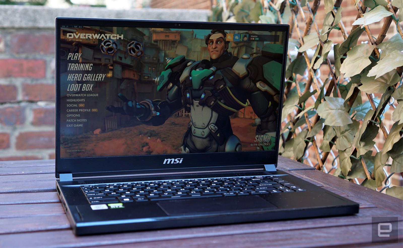 Msi Gs66 Stealth Review A 300hz Gaming Laptop In A Crowded Field