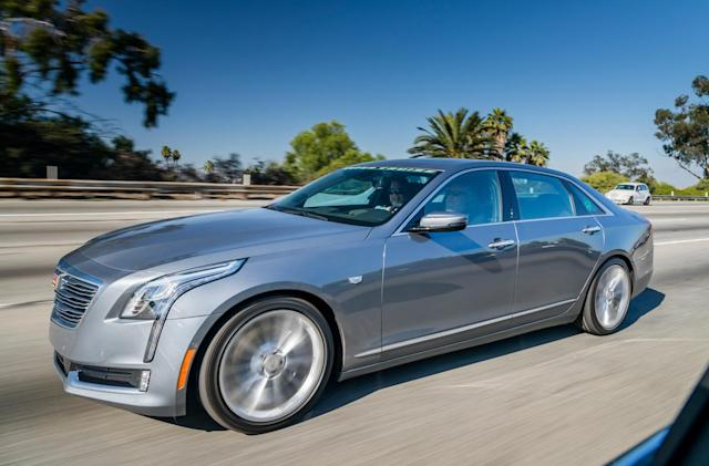 Cadillac's hands-free feature fixes the worst parts about driving