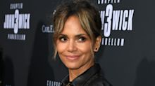 Halle Berry Just Debuted the Coolest Undercut Art