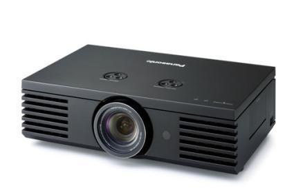 Panasonic shows off PT-AE1000U 1080p LCD projector