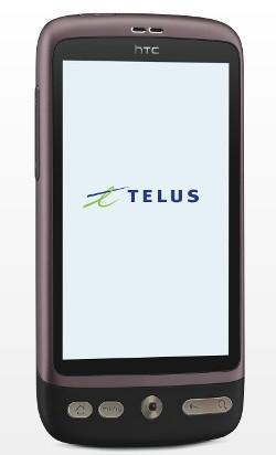 SLCD-equipped HTC Desire 'coming soon' to Telus