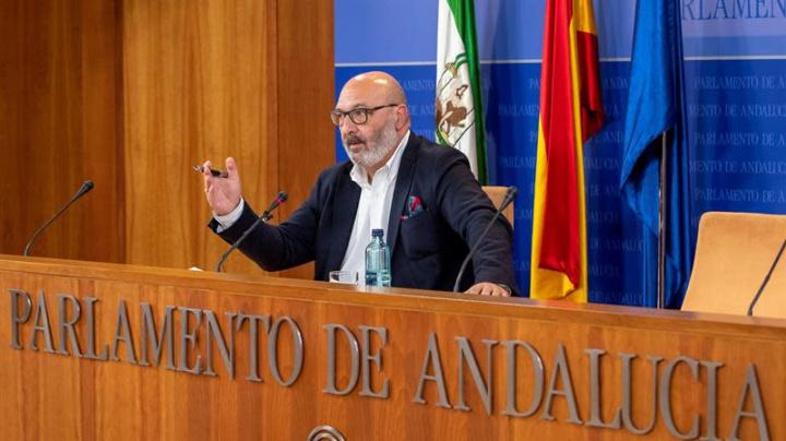 Vox da por suspendidas las negociaciones para los presupuestos andaluces de 2021