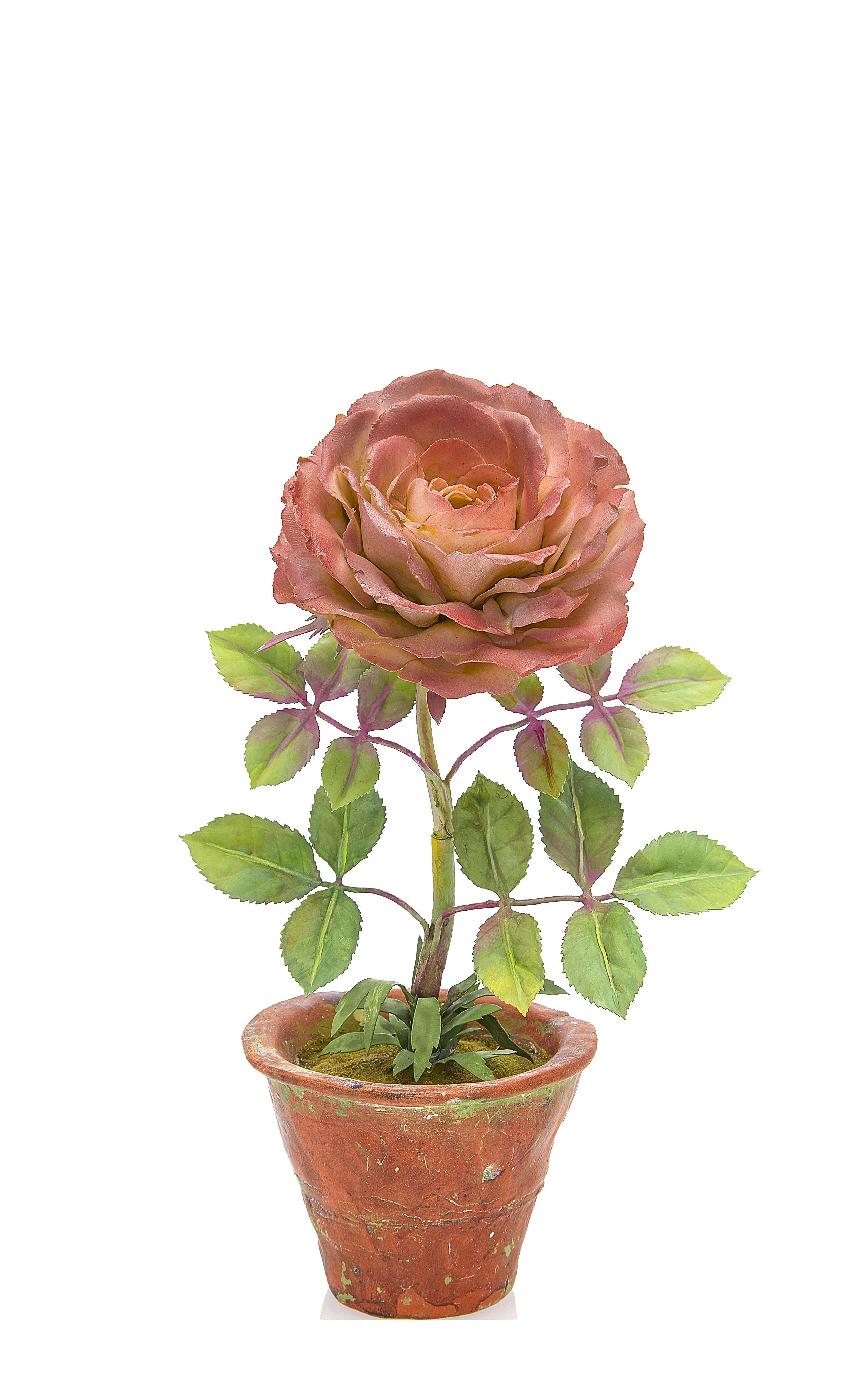 "Dark porcelain rose by Vladimir Kanevsky; $2,700. <a href=""https://www.modaoperandi.com/vladimir-kanevsky-gg18/dark-porcelain-rose?size=OS"" rel=""nofollow noopener"" target=""_blank"" data-ylk=""slk:Moda operandi.com"" class=""link rapid-noclick-resp"">Moda operandi.com</a>"
