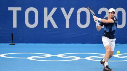 Tênis: Andy Murray desiste do torneio de simples e vai jogar apenas nas duplas em Tóquio