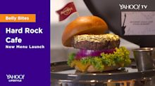 Belly Bites: Hard Rock Cafe debuts 24-karat gold leaf steak burger