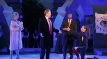 Theater refuses to back down over Trump depiction in 'Julius Caesar'