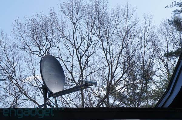 DirecTV to offer broadband to the boonies, teams up with ViaSat and Hughes Satellite providers