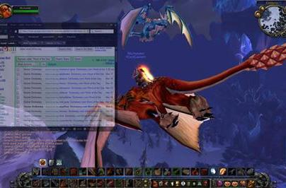 MMOs get an in-game web browser: GotGame's Rogue