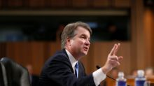 Supreme Court nominee dodges questions on Trump's presidential power