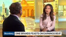 Dine Brands Seeing Robust Growth After Tax Cuts, CEO Says