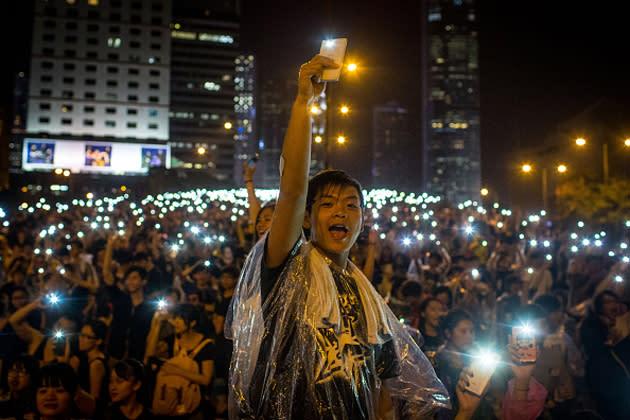 New spyware targets Hong Kong protesters' phones