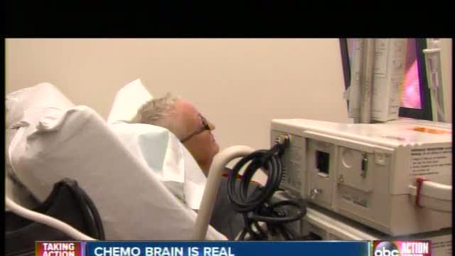 Moffitt Cancer Center researchers say 'chemo brain' exists