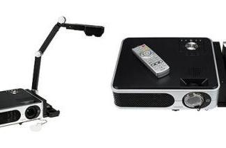 Toshiba intros LCD projector with document camera