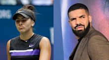 Bianca Andreescu calls out Drake for not congratulating her on U.S. Open win