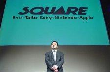 Square-Enix hints at desire to go into hardware