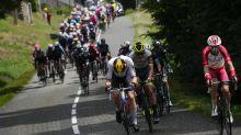 The Latest: German cyclist Geschke positive for virus
