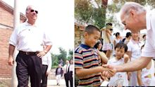 Joe Biden's act of kindness for Chinese village's 'shabbiest home'