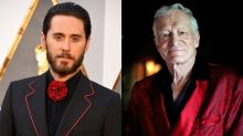 People aren't happy about Jared Leto playing Hugh Hefner