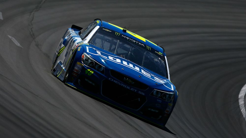 NASCAR results at Bristol: Jimmie Johnson wins second race in a row