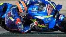 Rins, el más rápido en la tercera sesión de entrenamientos libres en Montmeló